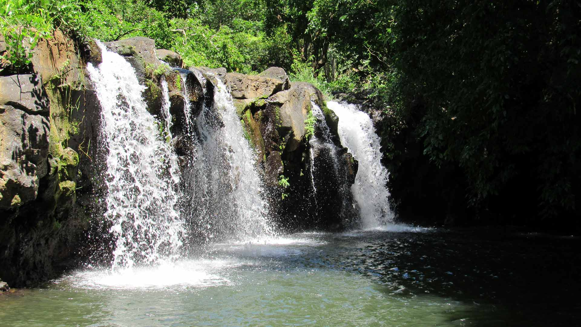 eureka waterfalls
