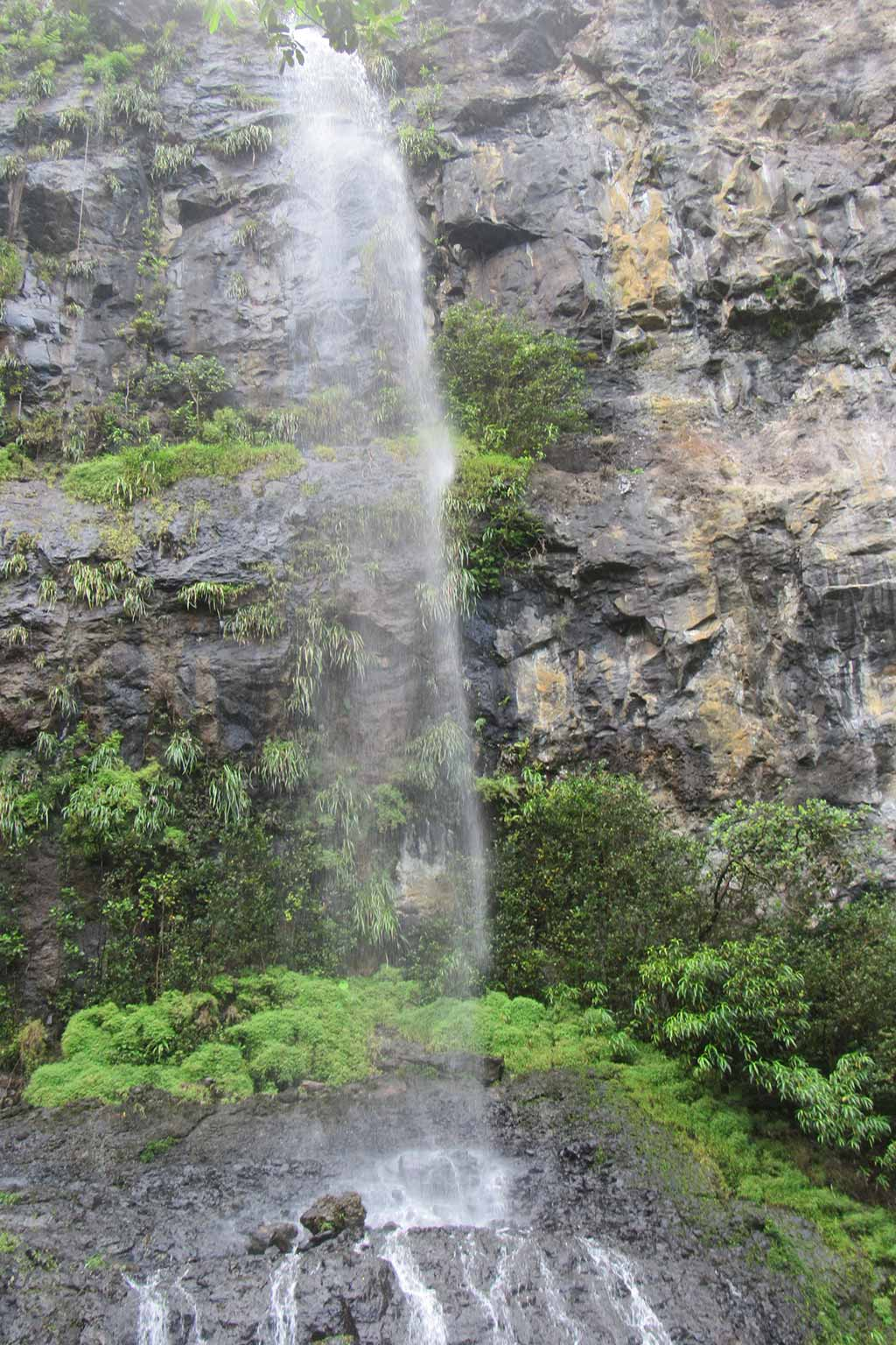 Mare Aux Joncs waterfall